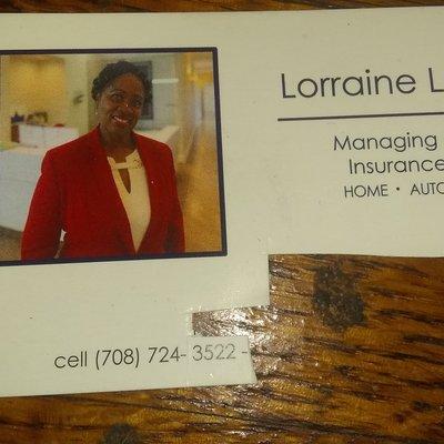 Lorraine's Profile