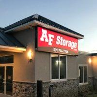 AF Storage's Profile
